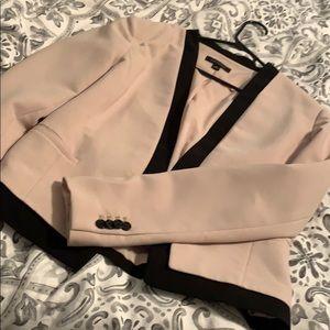 ANN TAYLOR Structured Tuxedo Blazer